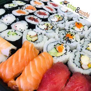 Sushi para fiestas, eventos y celebraciones