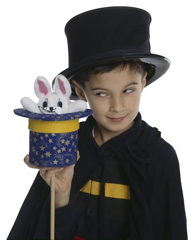 Taller de magia para niños.