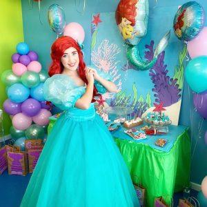 Ariel, La Sirenita.