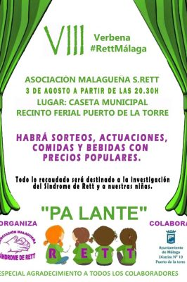 VII Verbena #RettMalaga