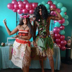 Vaina y Maui