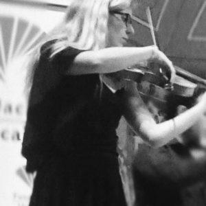 Violinista para eventos de Musicist Stellare