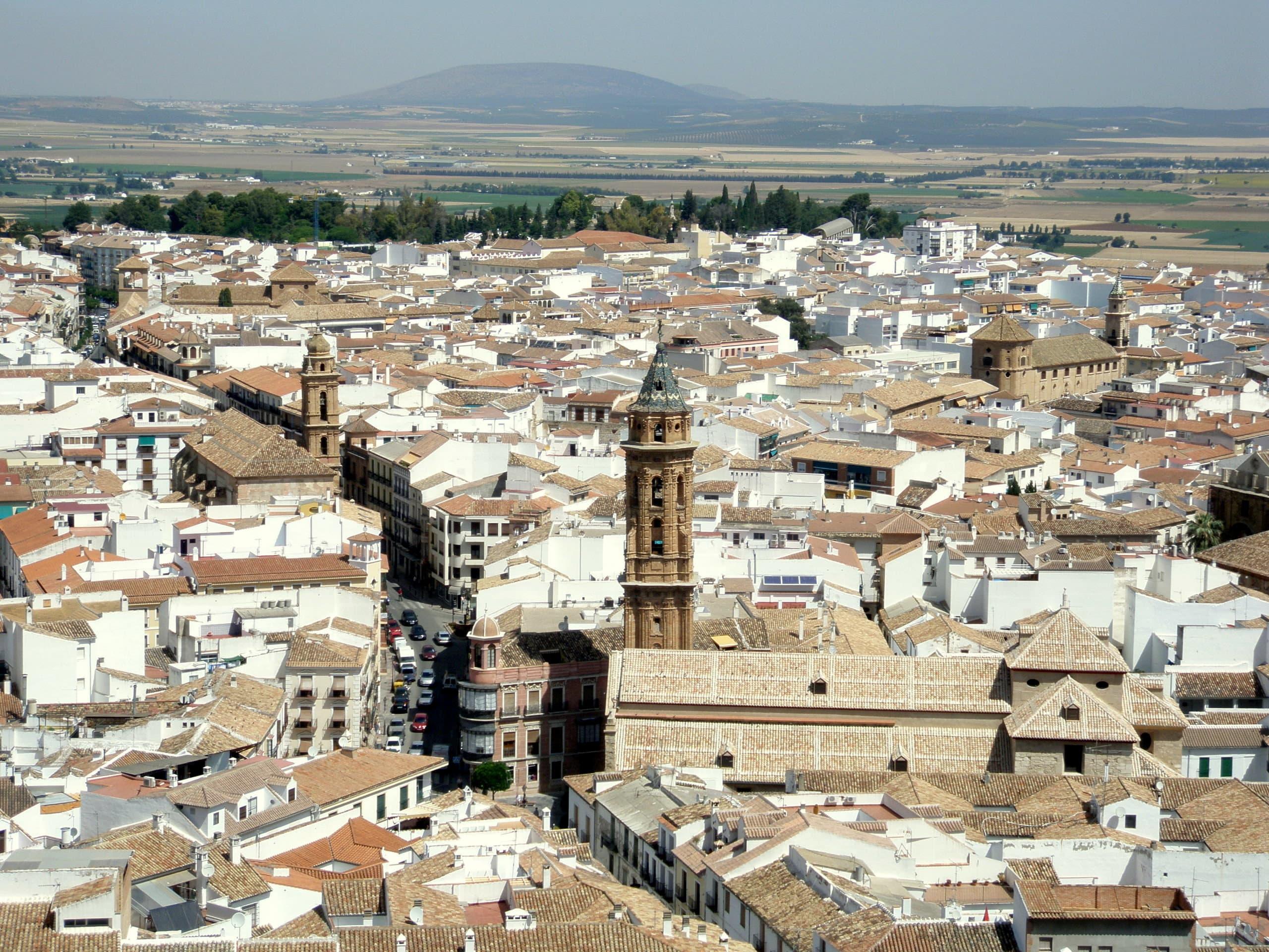 Ciudad de Antequera.