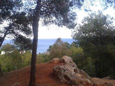 Vistas desde Parque El Morlaco