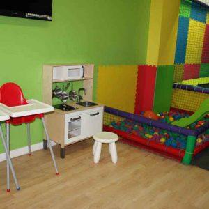 Zona para bebés Magic Park Cártama