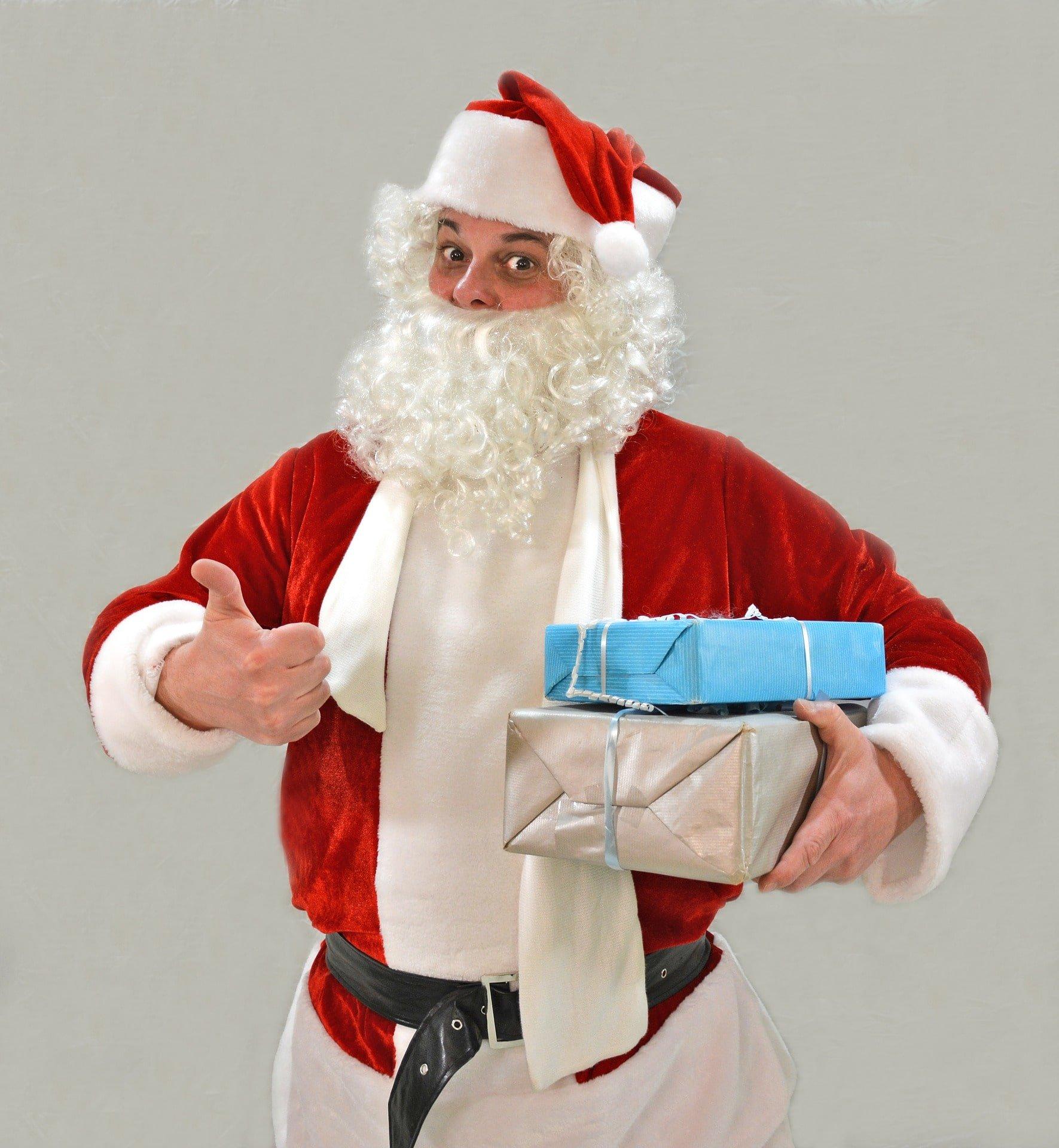 Papá Noel.