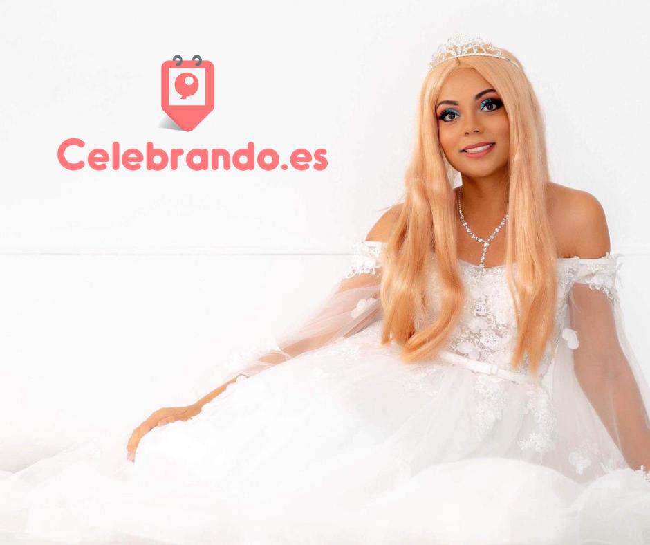 cumpleaños con princesas en cuarentena