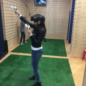 Cumpleaños fiesta realidad virtual Málaga