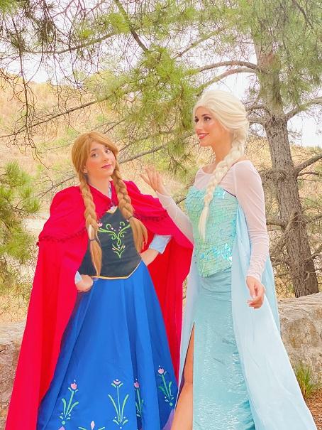 donde ver princesas en malaga