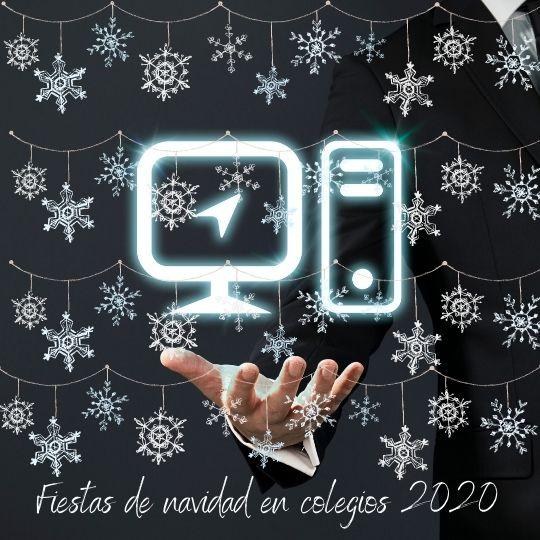 felicitaciones de navidad 2020 para colegios