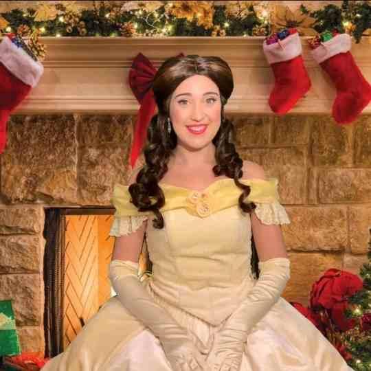 felicitaciones de navidad para niñas pequeñas