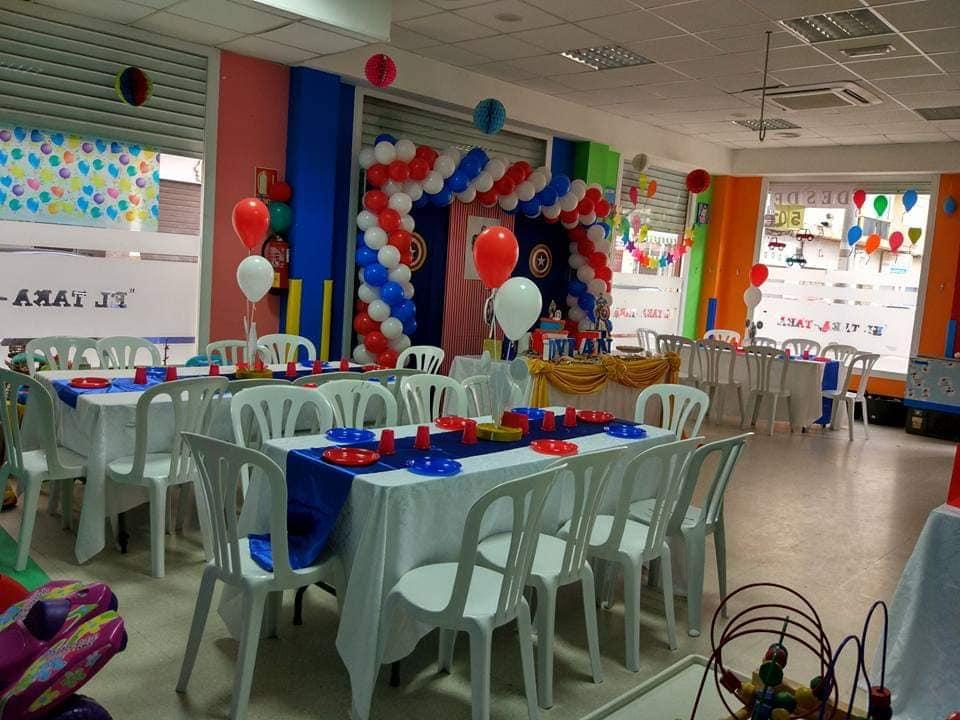 local-celebraciones-niños-malaga