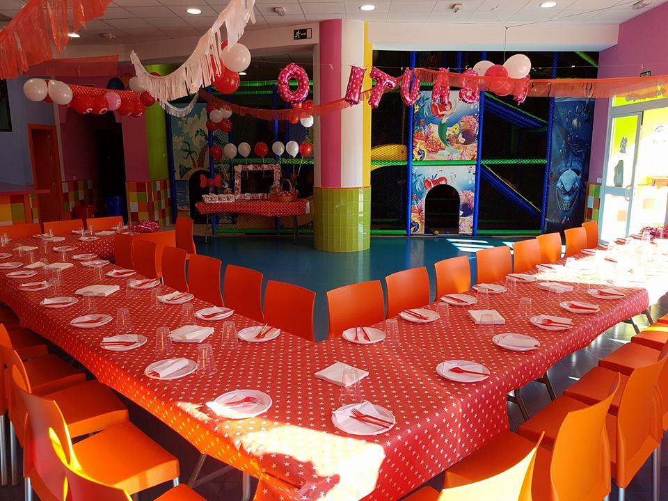 local cumpleaños niños torremolinos