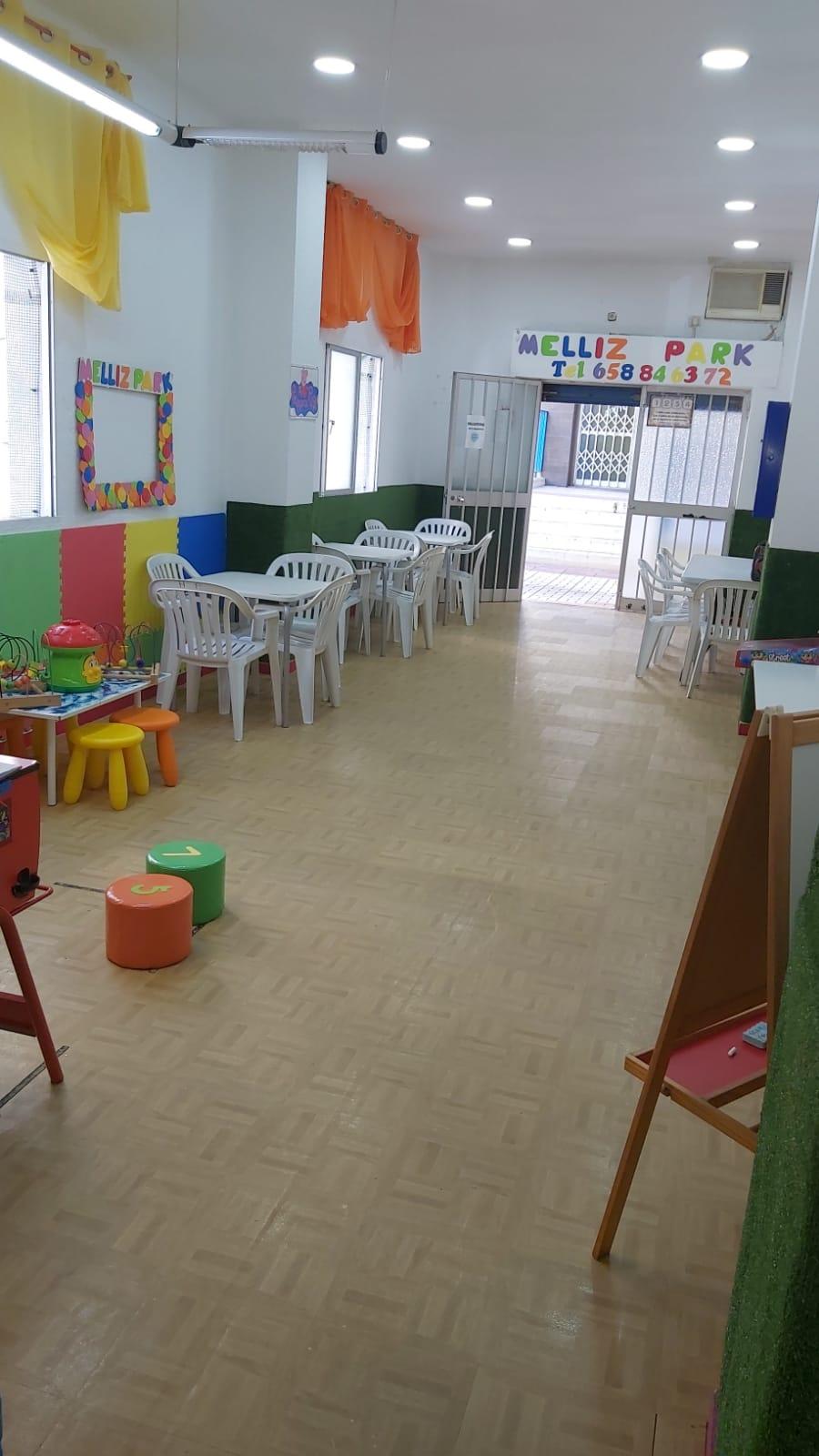 local de fiestas niños Nueva Málaga