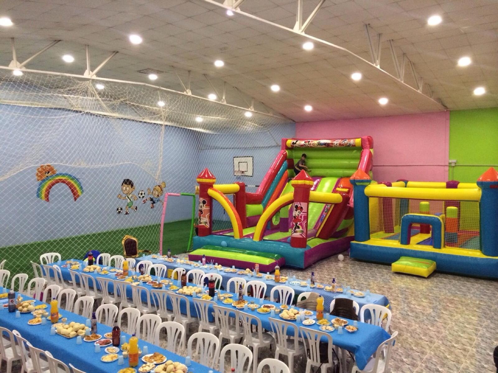nave fiestas infantiles en malaga