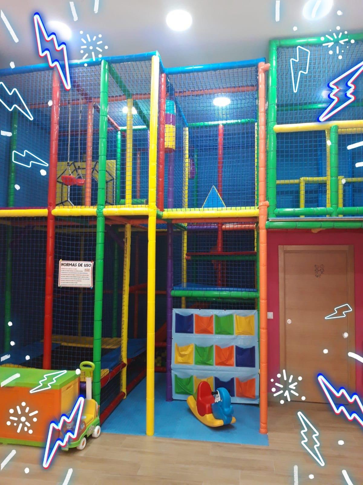 parque de bolas centro de malaga