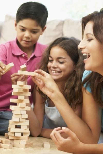 Regalos originales para niños en Navidad: juegos familiares